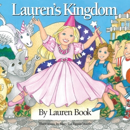 "Cover for book, ""Lauren's Kingdom"" © 2013"