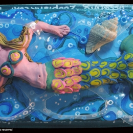 Diary of a mermaid in the gyre, © 2015 Mary Liz Tippin-Moody — All rights reserved