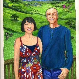 Ann and Scott © 2012 Mary Liz Tippin-Moody — All rights reserved